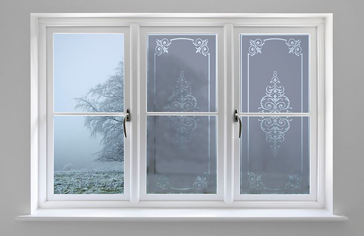 Ripcord window tinting solutions for Victorian stained glass window film